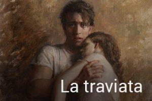 Social Event, La traviata, Opera Holland Park, 21 June 2018